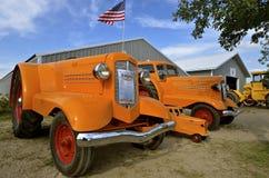 Tractores de Minneapolis Moline Comfortractor UDLX Fotografía de archivo