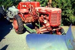 Tractores del vintage fotos de archivo libres de regalías