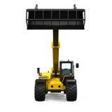 Tractorlader Royalty-vrije Stock Afbeeldingen