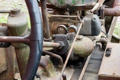 Tractormechanismen Royalty-vrije Stock Afbeelding