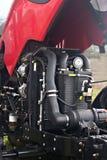 Tractormotor Stock Afbeelding