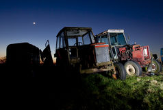 Tractors Royalty Free Stock Images