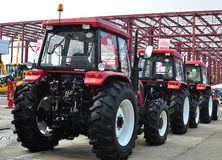 Tractors Stock Images