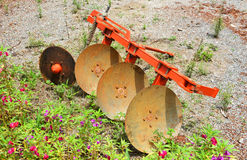 Tractors equipment Royalty Free Stock Images