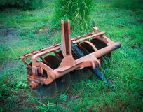 Tractors equipment Royalty Free Stock Photos