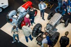 Tractors Lamborghini. Stock Photo