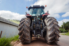 Tractors Powerful Agriculture Royalty Free Stock Photo