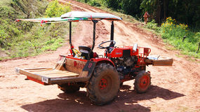 Tractors in Thailand Royalty Free Stock Photography