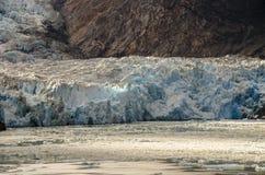 Tracy Arm Glacier Fotografia Stock Libera da Diritti