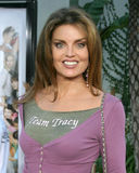 Tracy Scoggins images libres de droits