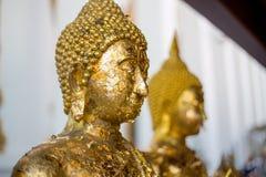 Tradditional Tajlandzka twarz Buddha fotografia royalty free