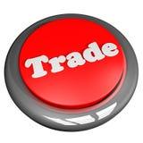 Trade button Royalty Free Stock Photos
