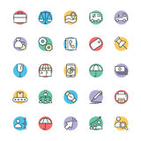 Trade Cool Vector Icons 2 Royalty Free Stock Image
