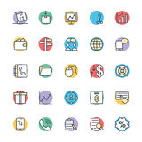 Trade Cool Vector Icons 3 Royalty Free Stock Images