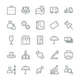 Trade Cool Vector Icons 2 Royalty Free Stock Photos