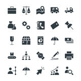 Trade Cool Vector Icons 2 Royalty Free Stock Photo
