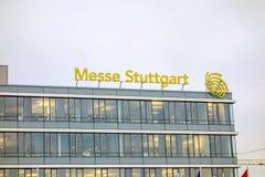 Trade fair Stuttgart Stock Image