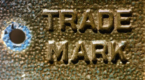 Trade Mark stock photos
