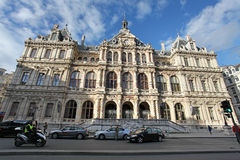 Trade Palace, Lyon, France Stock Photo
