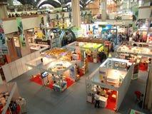 Trade Show Stock Photo