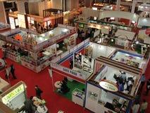 Trade Show Aahar 2014 Royalty Free Stock Photo