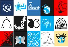trademarks Images libres de droits