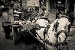 Trader of Amritsar, Punjab, India Stock Photos
