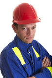 Tradesman Stock Photo