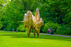 Tradgardsforeningen, the Garden Society park in Stock Photos