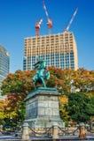 Tradição e modernidade em Japão foto de stock royalty free