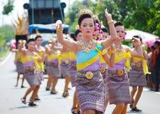 Tradição tailandesa Fotografia de Stock