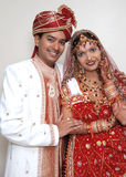 Tradições indianas bonitas Imagem de Stock Royalty Free