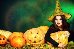 Tradición de Halloween Fotografía de archivo