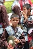 Tradición de Tailandia Foto de archivo libre de regalías
