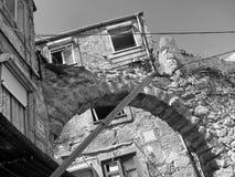 Tradicional achitecture of Porto, Portugal. Architecture of Porto, Portugal - Walking around the city stock photos