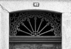 Tradicional-achitecture von Porto, Portugal Lizenzfreie Stockfotografie