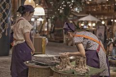 Tradicional de Tailandia foto de archivo libre de regalías