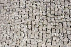 Tradicional Pedra-Pavimentado Fotografia de Stock