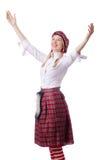 Tradiciones escocesas Fotos de archivo libres de regalías
