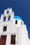 Tradiitonal church in Greece Royalty Free Stock Photography