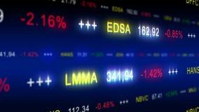 Trading Board, Stock Market