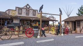 Trading Company in Williams Arizona US Royalty Free Stock Photography