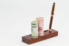 Trading Partners Stock Image