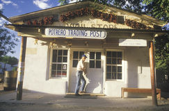 Trading post Royalty Free Stock Photos