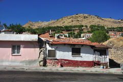 Tradional Turkish Houses Stock Image