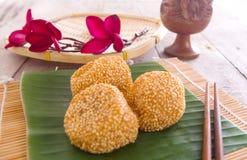 Tradisional malaysia deserts Royalty Free Stock Image