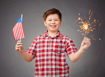 Tradition américaine Image libre de droits