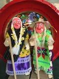 tradition av Michoacan Mexico Arkivfoto