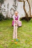 Tradition bavaroise dans Pâques Photographie stock