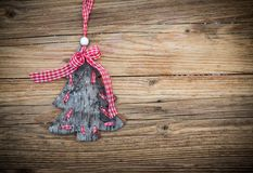 Tradition Christmas decorations background Stock Photos